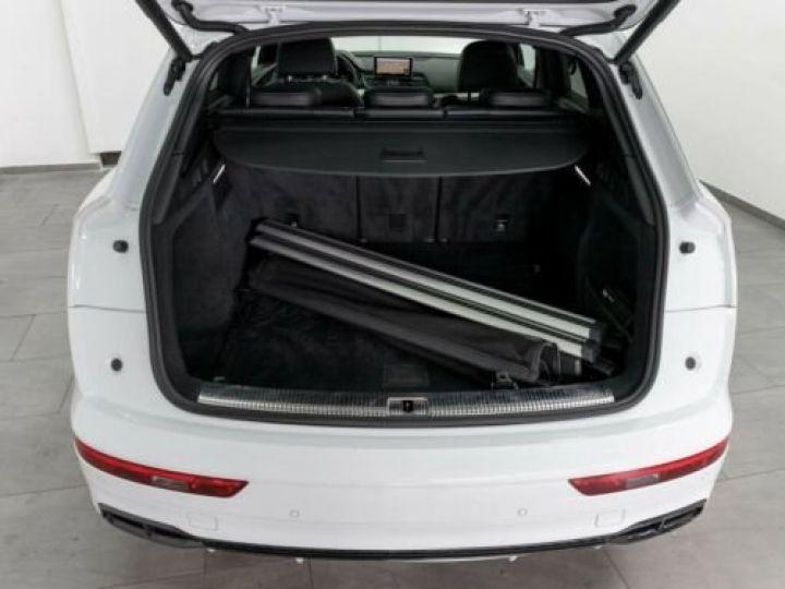 Audi SQ5 TDI / Toit ouvrant / Garantie 12 mois / siège Cuir Alcantara  Blanc - 12