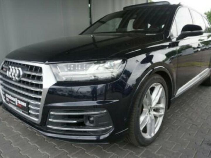 Audi SQ7 Noir métallisée  - 1