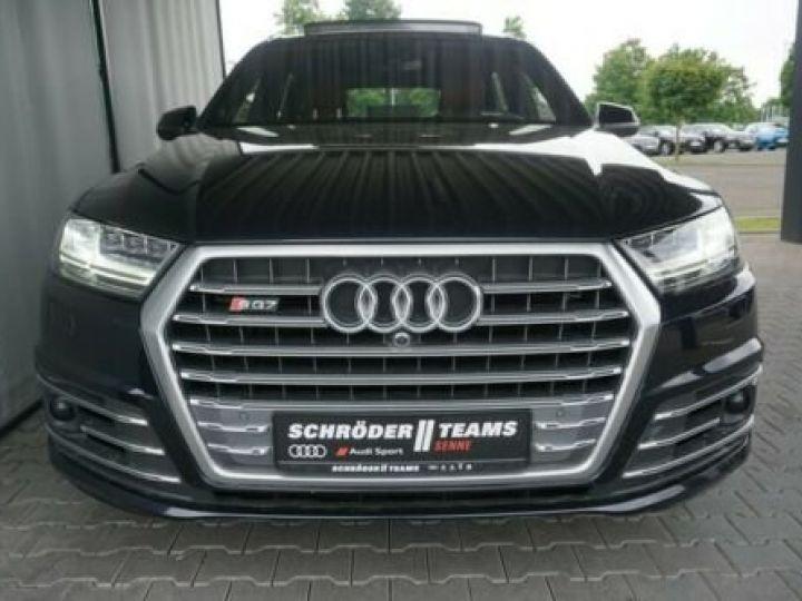 Audi SQ7 Noir métallisée  - 2