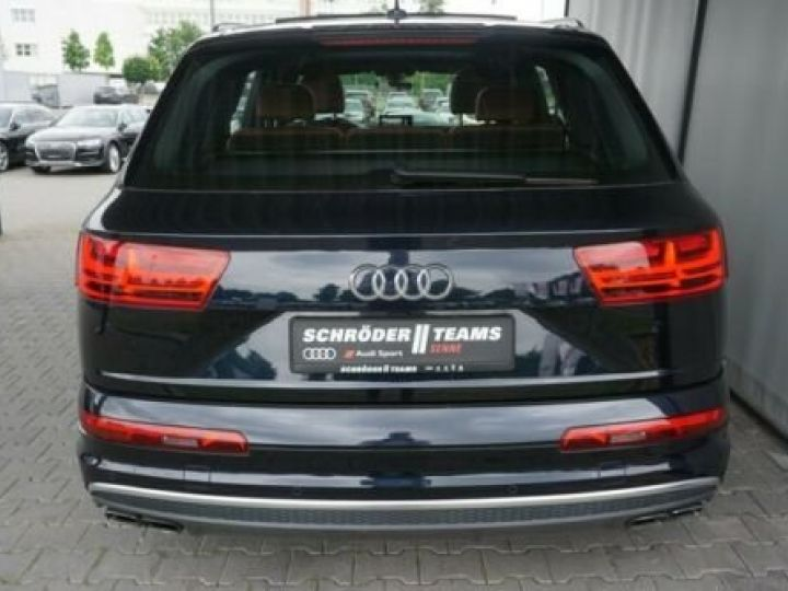 Audi SQ7 Noir métallisée  - 5