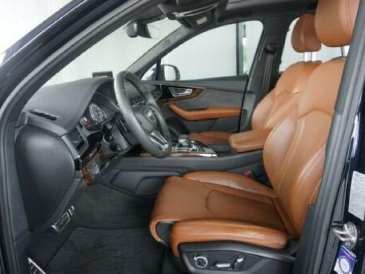 Audi SQ7 Noir métallisée  - 8