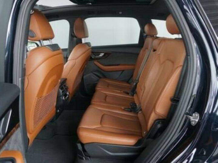 Audi SQ7 Noir métallisée  - 9