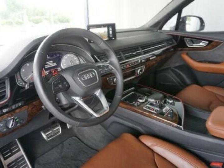 Audi SQ7 Noir métallisée  - 11