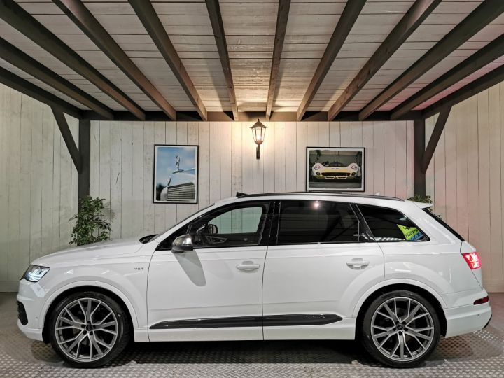 Audi SQ7 4.0 TDI 435 CV DERIV VP Gris - 1
