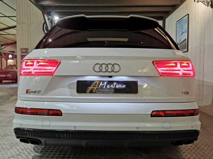 Audi SQ7 4.0 TDI 435 CV DERIV VP Gris - 4