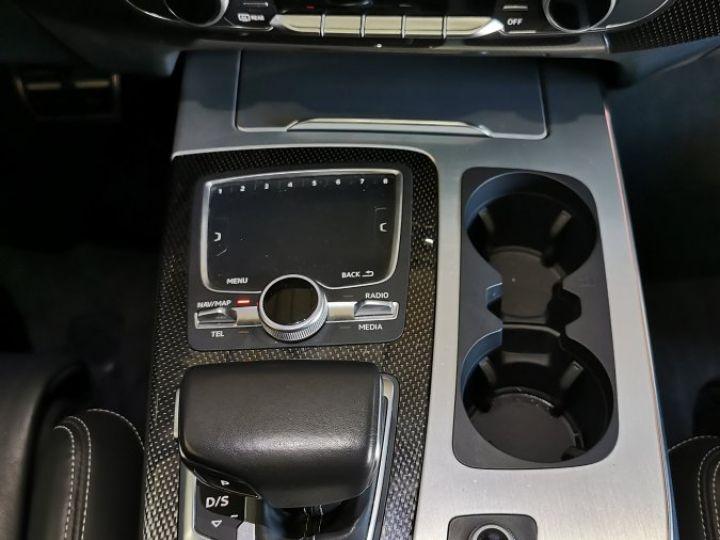 Audi SQ7 4.0 TDI 435 CV DERIV VP Gris - 9