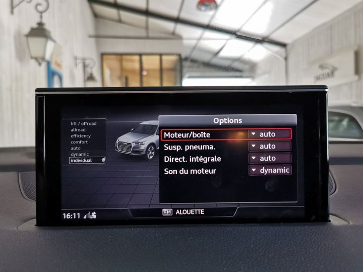 Audi SQ7 4.0 TDI 435 CV DERIV VP Gris - 16