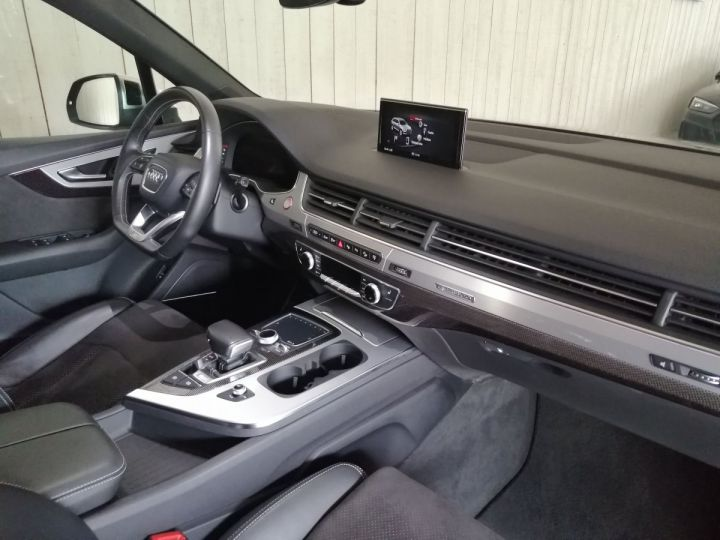Audi SQ7 4.0 TDI 435 CV QUATTRO BVA 7PL  - 7