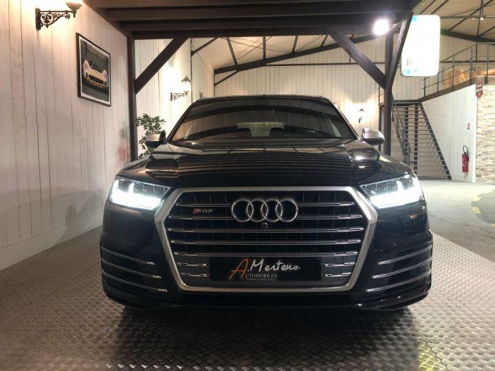 Audi SQ7 4.0 TDI 435 CV QUATTRO BVA 7PL Noir - 3
