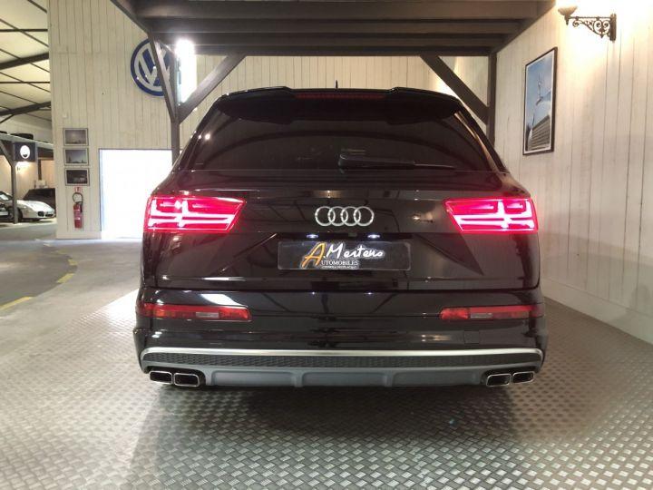 Audi SQ7 4.0 TDI 435 CV QUATTRO BVA 7PL Noir - 4