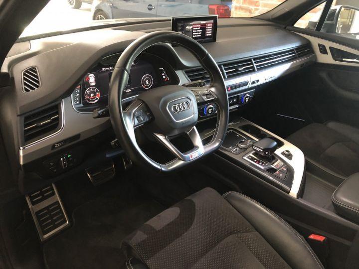 Audi SQ7 4.0 TDI 435 CV QUATTRO BVA 7PL Noir - 5