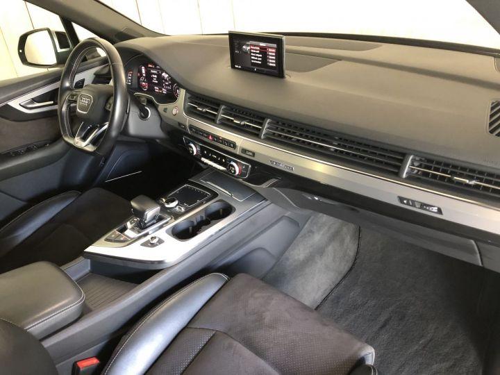 Audi SQ7 4.0 TDI 435 CV QUATTRO BVA 7PL Noir - 6