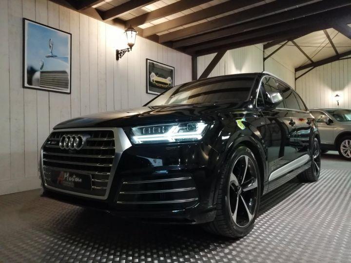 Audi SQ7 4.0 TDI 435 CV QUATTRO BVA 7PL Noir - 2
