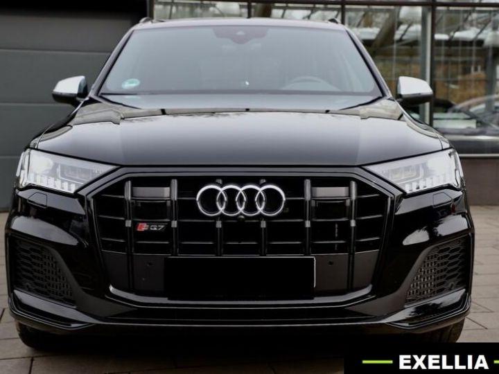Audi SQ7 4.0 TDI QUATTRO  NOIR Occasion - 1