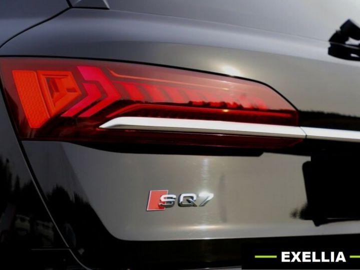 Audi SQ7 4.0 TDI QUATTRO  NOIR Occasion - 8