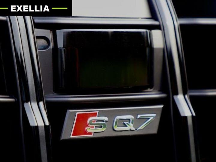 Audi SQ7 4.0 TDI QUATTRO  NOIR Occasion - 9