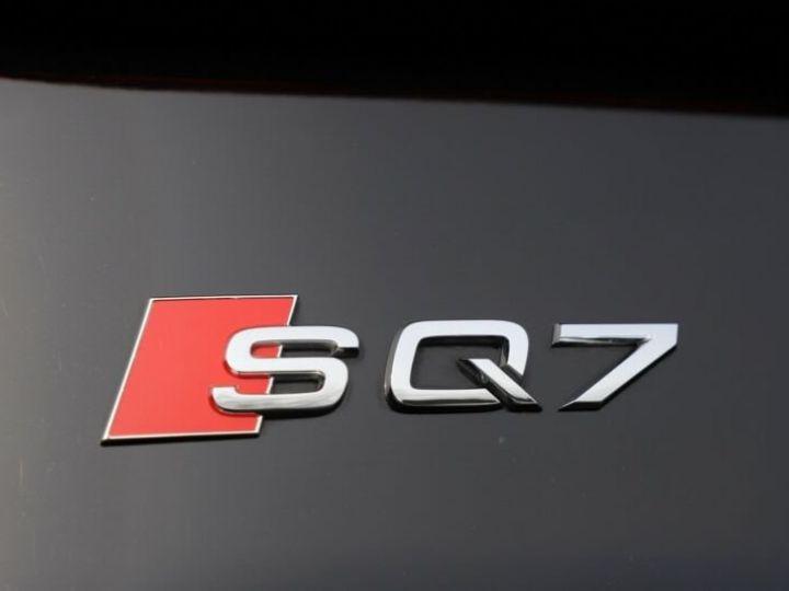 Audi SQ7 4.0 TDI QUATTRO  NOIR Occasion - 11