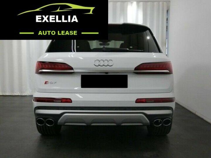 Audi SQ7 4.0 TDI Quattro BLANC PEINTURE METALISE  Occasion - 3