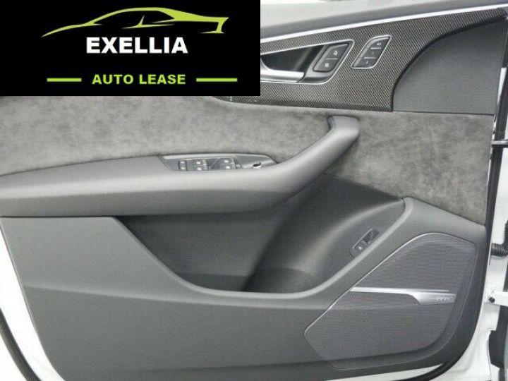 Audi SQ7 4.0 TDI Quattro BLANC PEINTURE METALISE  Occasion - 9
