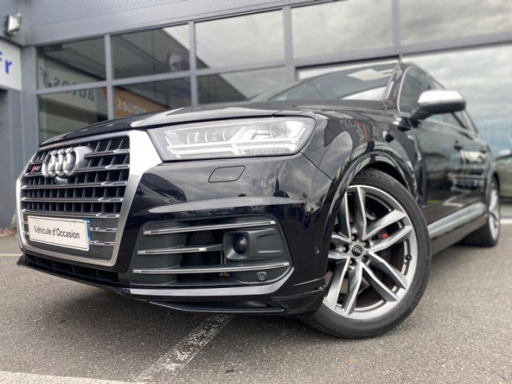Audi SQ7 4.0 V8 TDI 435CH CLEAN DIESEL QUATTRO TIPTRONIC 7 PLACES Noir - 1