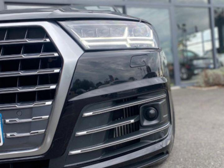 Audi SQ7 4.0 V8 TDI 435CH CLEAN DIESEL QUATTRO TIPTRONIC 7 PLACES Noir - 2