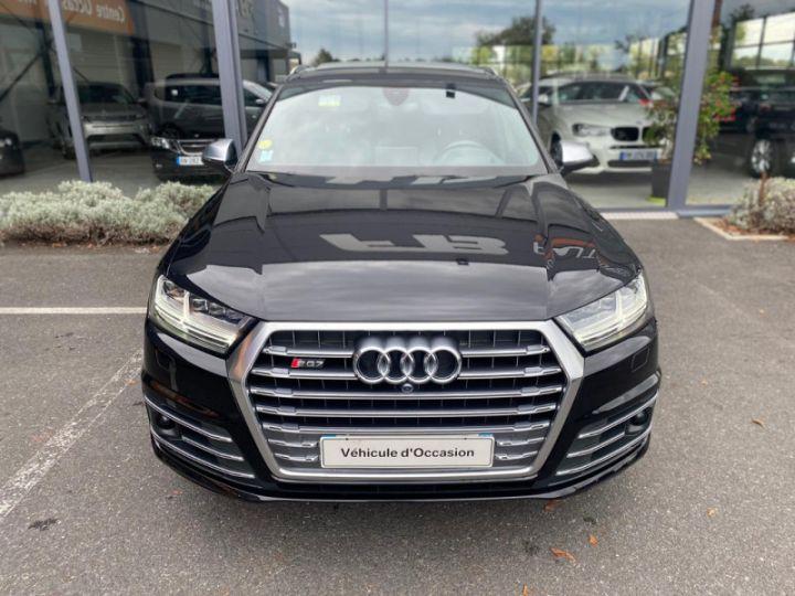 Audi SQ7 4.0 V8 TDI 435CH CLEAN DIESEL QUATTRO TIPTRONIC 7 PLACES Noir - 3