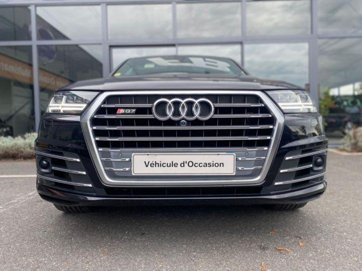 Audi SQ7 4.0 V8 TDI 435CH CLEAN DIESEL QUATTRO TIPTRONIC 7 PLACES Noir - 4