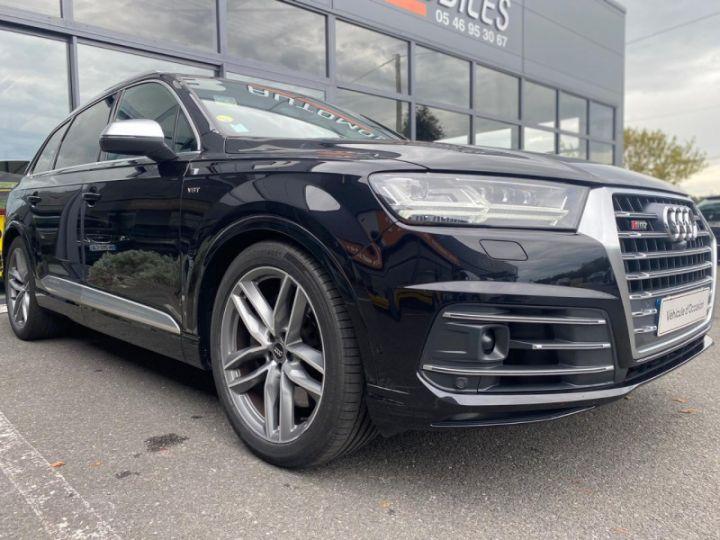 Audi SQ7 4.0 V8 TDI 435CH CLEAN DIESEL QUATTRO TIPTRONIC 7 PLACES Noir - 6