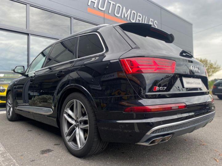 Audi SQ7 4.0 V8 TDI 435CH CLEAN DIESEL QUATTRO TIPTRONIC 7 PLACES Noir - 14
