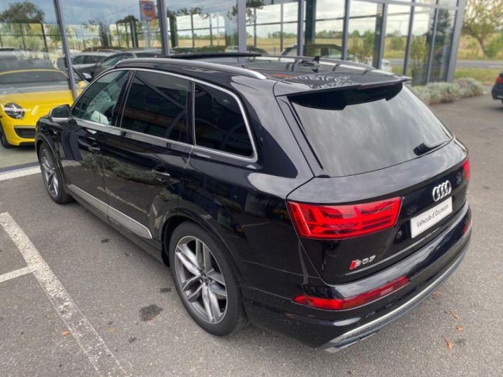 Audi SQ7 4.0 V8 TDI 435CH CLEAN DIESEL QUATTRO TIPTRONIC 7 PLACES Noir - 15