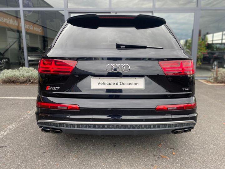 Audi SQ7 4.0 V8 TDI 435CH CLEAN DIESEL QUATTRO TIPTRONIC 7 PLACES Noir - 18