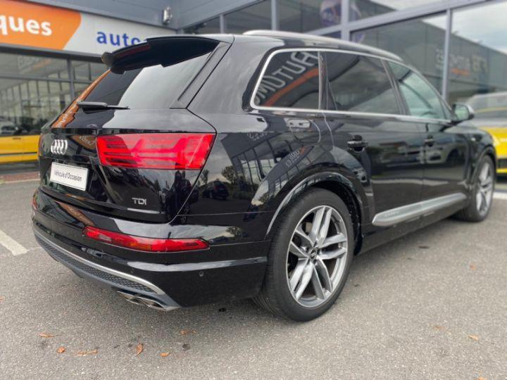 Audi SQ7 4.0 V8 TDI 435CH CLEAN DIESEL QUATTRO TIPTRONIC 7 PLACES Noir - 20