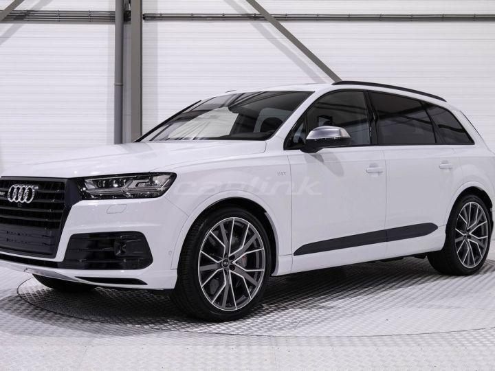 Audi SQ7 4.0L TDI QUATTRO  - 1