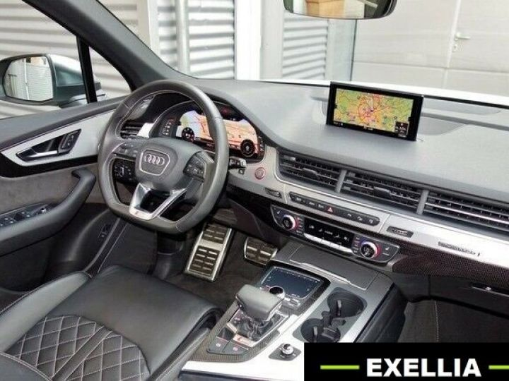 Audi SQ7 4.0TDI 435 7 places BLANC  Occasion - 4