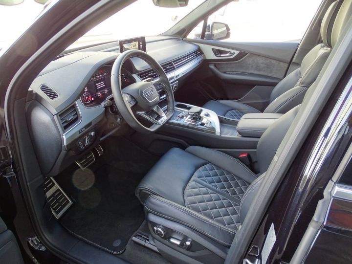 Audi SQ7 AUDI SQ7 QUATTRO 4.0 TDI 435 CV - MONACO Noir Metal - 6