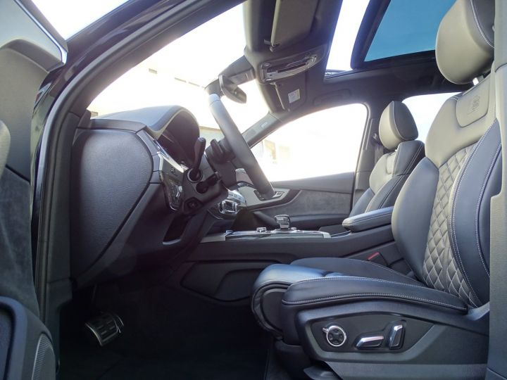 Audi SQ7 AUDI SQ7 QUATTRO 4.0 TDI 435 CV - MONACO Noir Metal - 7