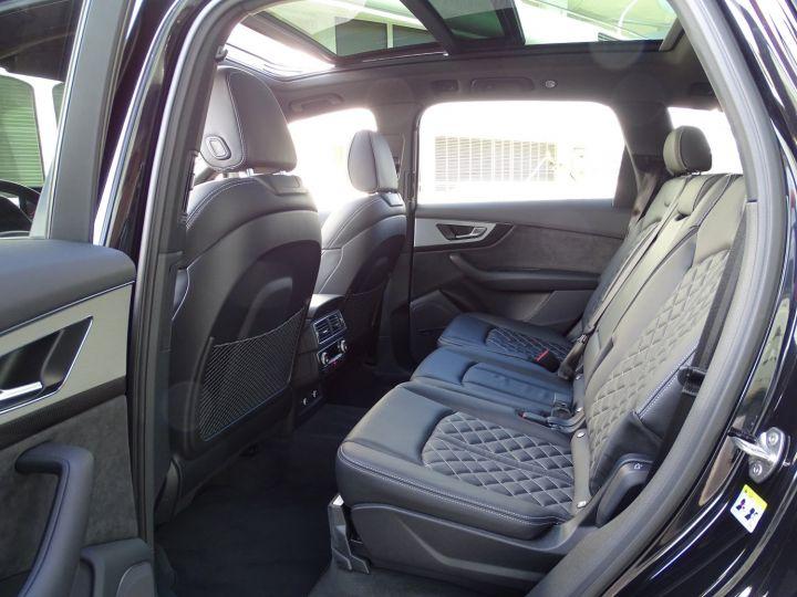 Audi SQ7 AUDI SQ7 QUATTRO 4.0 TDI 435 CV - MONACO Noir Metal - 8