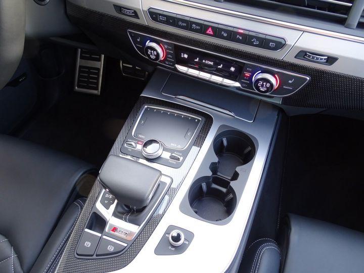 Audi SQ7 AUDI SQ7 QUATTRO 4.0 TDI 435 CV - MONACO Noir Metal - 11