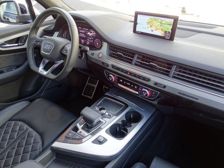 Audi SQ7 AUDI SQ7 QUATTRO 4.0 TDI 435 CV - MONACO Noir Metal - 14