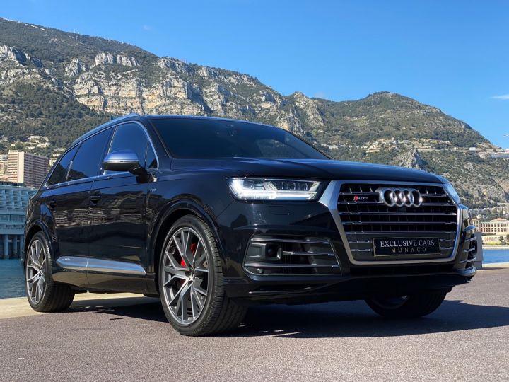 Audi SQ7 AUDI SQ7 QUATTRO 4.0 TDI 435 CV - MONACO Noir Metal - 19