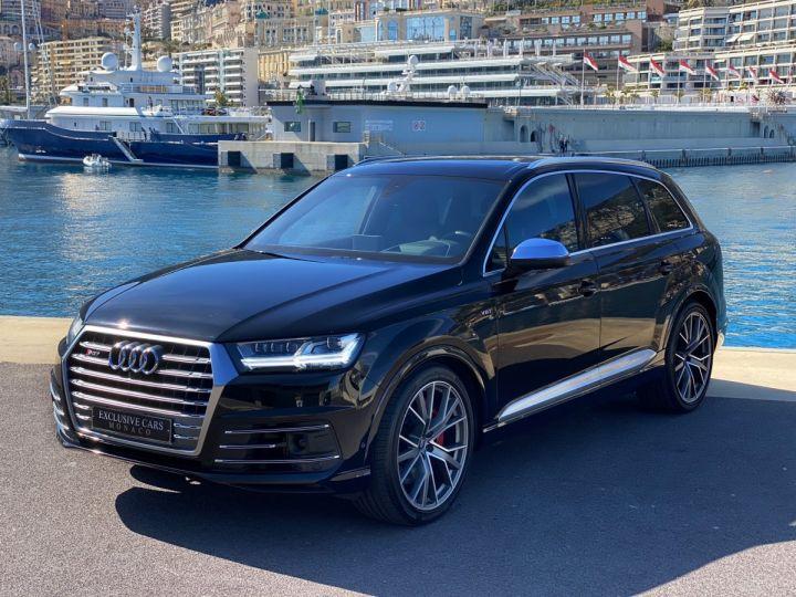 Audi SQ7 QUATTRO 4.0 TDI 435 CV - MONACO Noir Orca Metal - 1