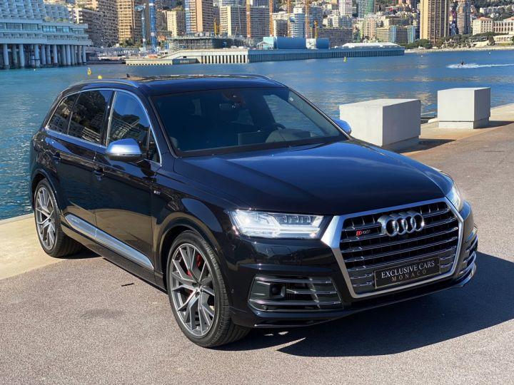 Audi SQ7 QUATTRO 4.0 TDI 435 CV - MONACO Noir Orca Metal - 3