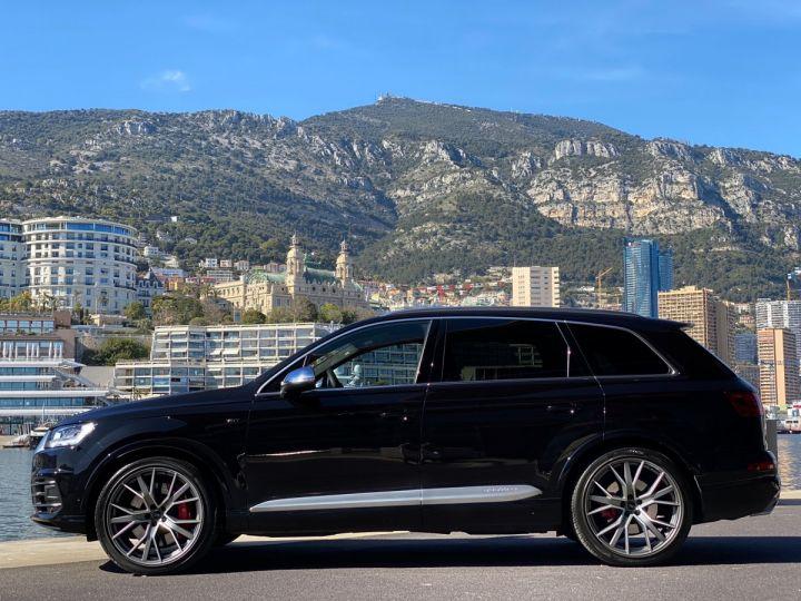 Audi SQ7 QUATTRO 4.0 TDI 435 CV - MONACO Noir Orca Metal - 4