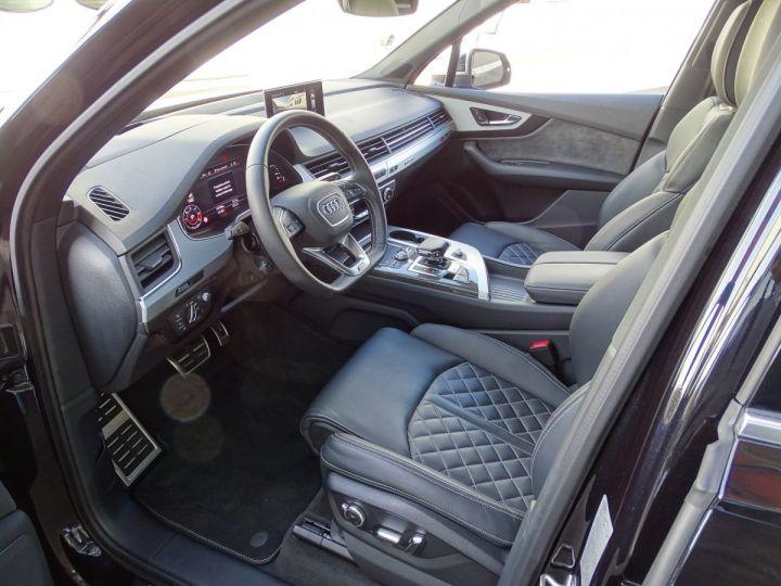 Audi SQ7 QUATTRO 4.0 TDI 435 CV - MONACO Noir Orca Metal - 6