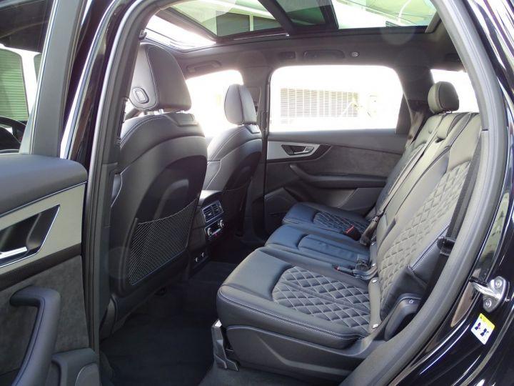 Audi SQ7 QUATTRO 4.0 TDI 435 CV - MONACO Noir Orca Metal - 8
