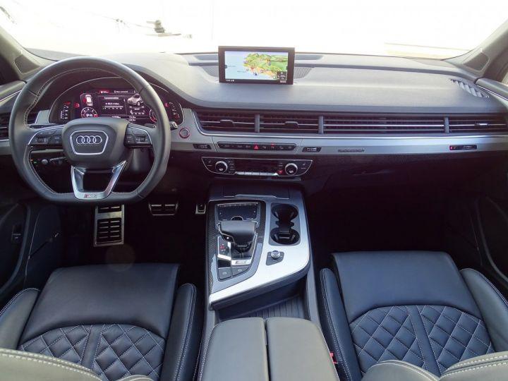 Audi SQ7 QUATTRO 4.0 TDI 435 CV - MONACO Noir Orca Metal - 9