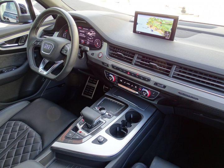 Audi SQ7 QUATTRO 4.0 TDI 435 CV - MONACO Noir Orca Metal - 14