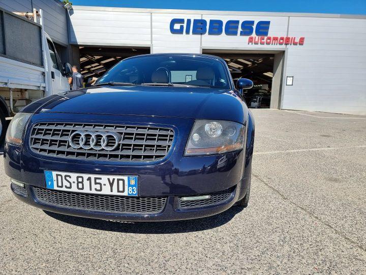Audi TT 1.8 T 150CH Bleu - 1