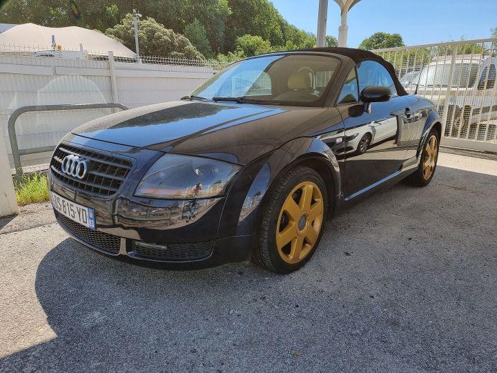 Audi TT 1.8 T 150CH Bleu - 2