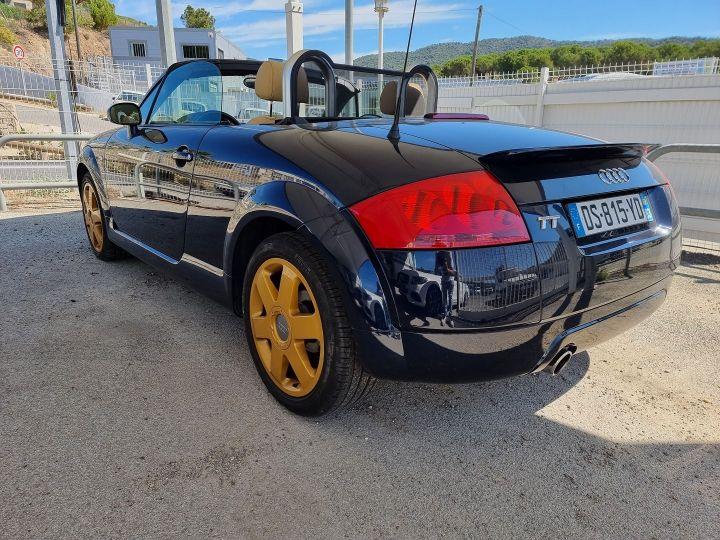 Audi TT 1.8 T 150CH Bleu - 3